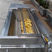 邁旭果蔬清洗設備馬鈴薯清洗去皮機