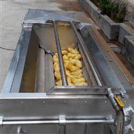 qxj-800迈旭果蔬清洗设备马铃薯清洗去皮机