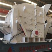 梧州新型环保移动式破碎机客户现场实地考察