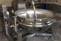 花生醬燃氣夾層鍋