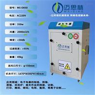 MS-D050如何处理切割皮革产生的烟雾异味