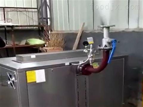 凱大蒸汽熱源機5秒出蒸汽