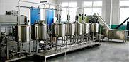 全套果汁饮料生产线流水线设备