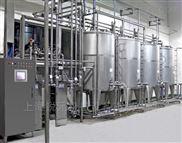 小型原味果汁饮料生产线