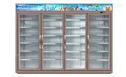 便利店除霧玻璃門飲料冰柜廠家直銷