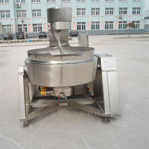 全自动油茶面电加热行星炒锅