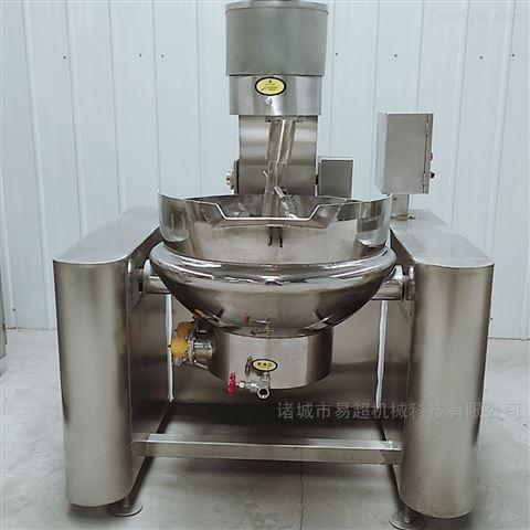 不锈钢304自动搅拌电加热行星炒锅