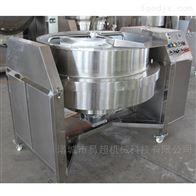 YC-100L加工定制可倾式燃气下搅拌夹层锅