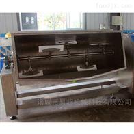 YC-100L厂家直销自动电加热横轴搅拌炒锅