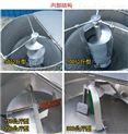 50kg鴨飼料攪拌機小型畜牧場養殖攪料機