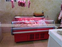 湖南商用豬肉鮮肉柜多少一米錢