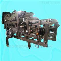 不銹鋼帶式壓榨機 果汁帶壓機