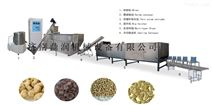鼎润专业大豆蛋白生产线