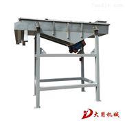 小型易换网不锈钢316L增稠剂振动直线筛