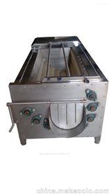 生姜加工设备毛桃毛刷清洗机