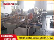净菜生产线-净菜加工设备-萝卜清洗机厂家