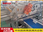 净菜生产线-臭氧清洗机-芋头清洗流水线