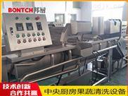 净菜生产线-净菜加工设备-芦笋自动清洗机