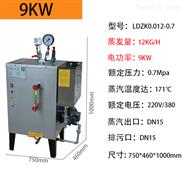 18KW小型蒸汽发生器广州市宇益能源科技