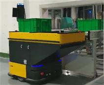 无轨导引AGV小车
