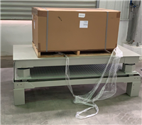 南通5吨称钢材缓冲秤 8t抗冲击缓冲电子地磅