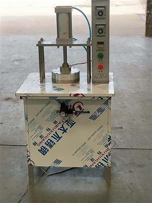 450/500供应新品液压式压饼机 厂家