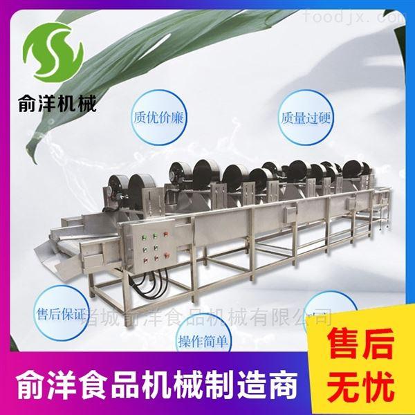 鱼豆腐加工制造强流风干机
