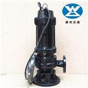 立式無堵塞排污泵50WQ15-20-2.2
