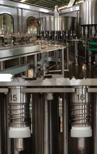 矿泉水灌装机生产线