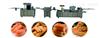 不銹鋼食品加工設備全自動油條機生產線