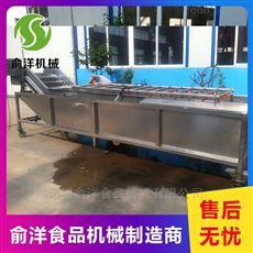 厂家生产寿光蔬菜气泡清洗机