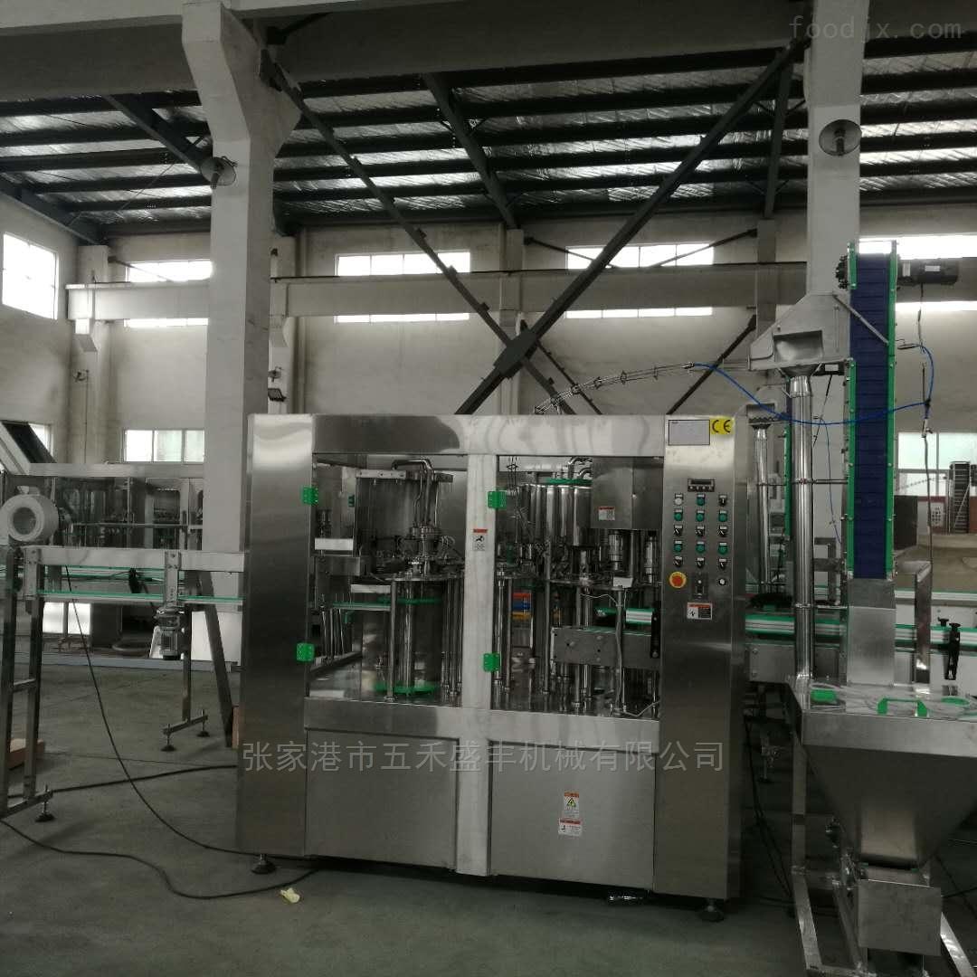 全自动2000瓶小型瓶装水生产线