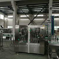 CGF全自动2000瓶小型瓶装水生产线