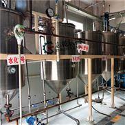 文冠果油精煉設備 糧油加工設備 脫酸 脫臭