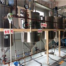 文冠果油精炼设备 粮油加工设备 脱酸 脱臭