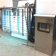 明渠式模塊紫外線殺菌器304不銹鋼材質