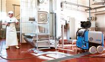 全电型高压热水清洗机