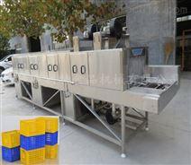 定做食品筐清洗机全自动洗筐机型号