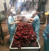 肉制品连续式酱卤生产线