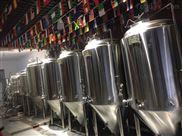 小型德国精酿啤酒工厂生产设备厂家报价