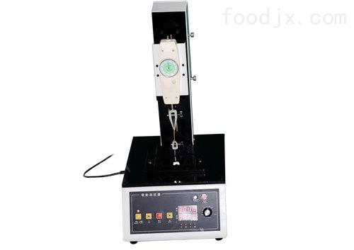 食品加工行业使用的电动单柱测试台(新款)