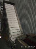 不銹鋼刮板提升機網帶提升設備