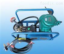 阻化泵由双电压防爆电机组成