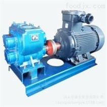 卸油泵76YHCB50中國重汽油罐車專用圓弧泵