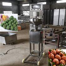 利特做丸子机器全自动肉丸机不锈钢制造
