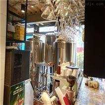 日產量1000升精釀啤酒設備 啤酒 設備廠家
