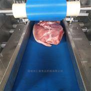 多层鲜肉切片机 连续式牛肉片片机
