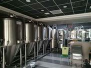 小型啤酒厂设备小型啤酒设备生产厂家制啤酒设备多少钱一套