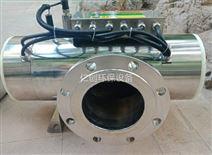 中壓紫外線消毒器在水廠中的應用菌設備效果