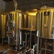 小型精酿啤酒厂设备,啤酒设备价格